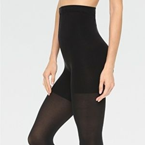 Spanx Women's High-Waist Shaping Tights